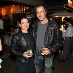 Lilian Vidigal e Maurizio Mancioli