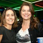 Luciana Branco e Paula Costa