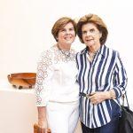 Luciana Castello Branco e Ana Helena Americano