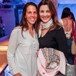 Marta Fadel e Cristiana Velasco