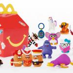 McDonald's comemora 40 anos do McLanche Feliz e traz de volta brindes icônicos