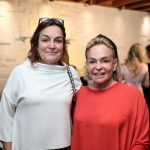 Nena Botelho e Helena Mottin