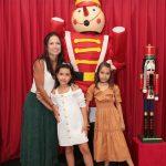 Rachel, Eduarda e Manoela Soares
