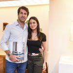 Rafael Toledo e Sofia Karabachian