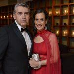 Ricardo Henrique Marques e Kelly Amorim