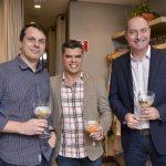 Sandro Bertotti, Alex Scoralick e Luciano Idesio