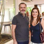 Silvia Berger e George Wachsmann