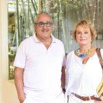 Veronica Zalszupin e Luiz Prado