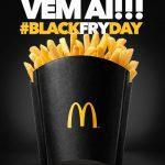 Black Friday: McDonald's terá dois sanduíches por R$ 4,90