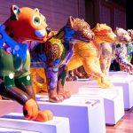 Leilão da Jaguar Parade arrecada mais de 600 mil reais
