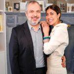 Caio Campos e Carol Bassi