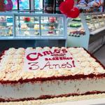 Carlo's Bakery distribuirá bolo de graça nesta sexta, em SP