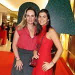 Fernanda Pures e Isabel Foz