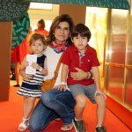 Mariza Gomes, Beatriz e Bento Bulhões Arieira