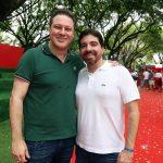 Marcelo Miranda e Alexandre Biancamano