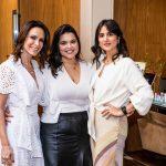 Luciana Navarro, Patricia Camargo e Luisa Souza