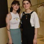 Marina Peixoto e Mariana Andrade