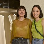 Nathalia e Andreia Takeuchi