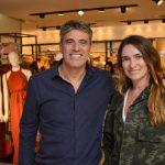 Paulo Correa e Adriana Bozon