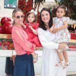 Thais, Catharina, Beatriz e Maria Clara Pincchioni