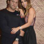 Ricardo Maquila e Bella Falconi
