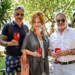 Almir Reis, Suzi Cantarino e Robert Campbell
