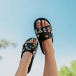 Novo modelo Crocs para o verão