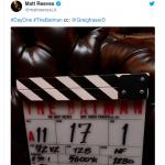 """Diretor oficializa início das filmagens de """"The Batman"""""""