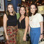 Carol Spencer, Marcia Andrade E Fernanda Caldas