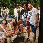 Chan Suan, Aline Malafaia, Ester Dias e Felipe Guendler