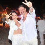Fernanda Vasconcellos e Cassio Reis