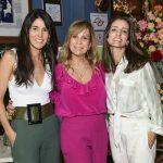 Gabriela Affonso Ferreira, Gina Vinson e Lu Gelfi