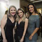 Juliana Caramel, Marcella Spessoto e Agnes Coelho