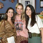 Luciana Gelfi, Giuliana Ranieri e Gabriela Affonso Ferreira