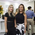 Mari Pedroso e Patrícia Vasconcellos