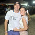 Rafael Almeida e Juliana Aragao