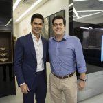 Rafael Pessanha e Armando Ralio