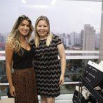 Rebecca Santana e Caroline Rolim