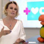 Ana Maria Braga revela câncer no pulmão