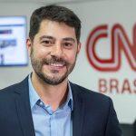 Programa do Evaristo Costa já tem nome na CNN Brasil