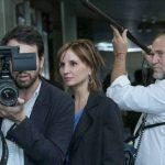 O look da diretora Petra Costa para o Oscar