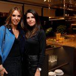 Esther Schattan e Fabi Saad