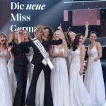 Em júri formado apenas por mulheres, alemã de 35 anos é a nova Miss Alemanha