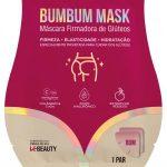KISS New York Professional apresenta máscara de tecido para o bumbum