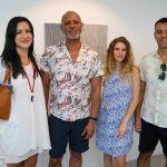 Ana Maria Lima, Marco Machado, Carol de Oliveira, Batista Marques