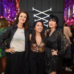 Andrea Morales, Karen Moraes e Katiuscia Moraes
