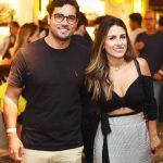 Bernardo Rosa e Jessica Sanchez