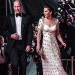 Kate Middleton repete look usado em evento de 2012 para o Bafta