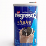 Nestlé lança Negresco Shake Cookies & Cream