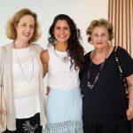 Claudia Proushan, Fabiana Preti, Rita Proushan